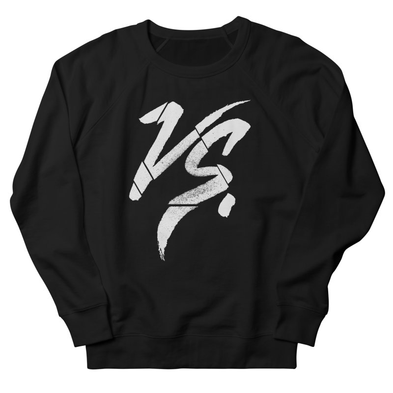 VERSUS Men's Sweatshirt by Dave Watkins