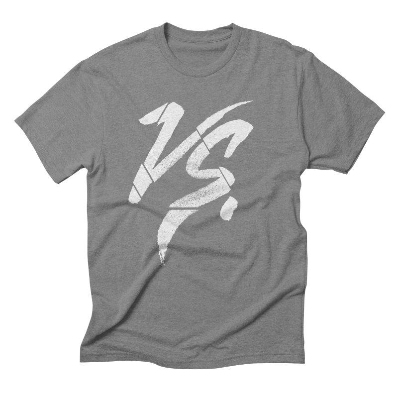 VERSUS Men's Triblend T-Shirt by Dave Watkins