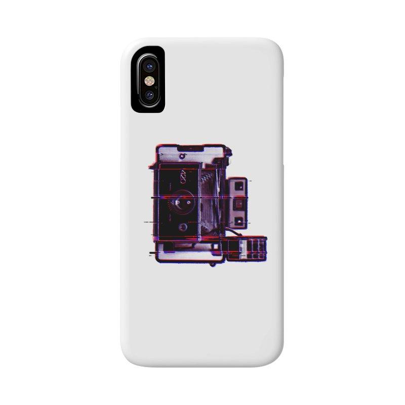 CAMERA GLITCH Accessories Phone Case by Dave Watkins