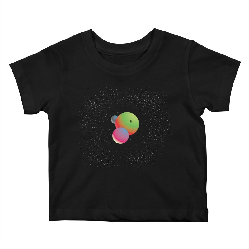 Bigger on the Inside...Even Bigger on the Outside Kids Baby T-Shirt by Softwear