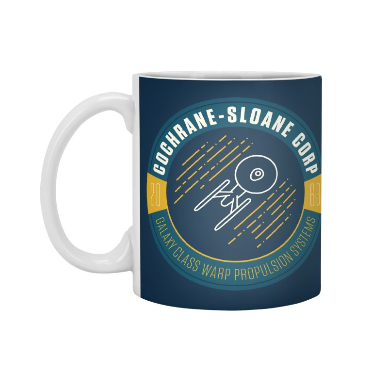 Warping Your Expectations since 2063 Accessories Standard Mug by Softwear