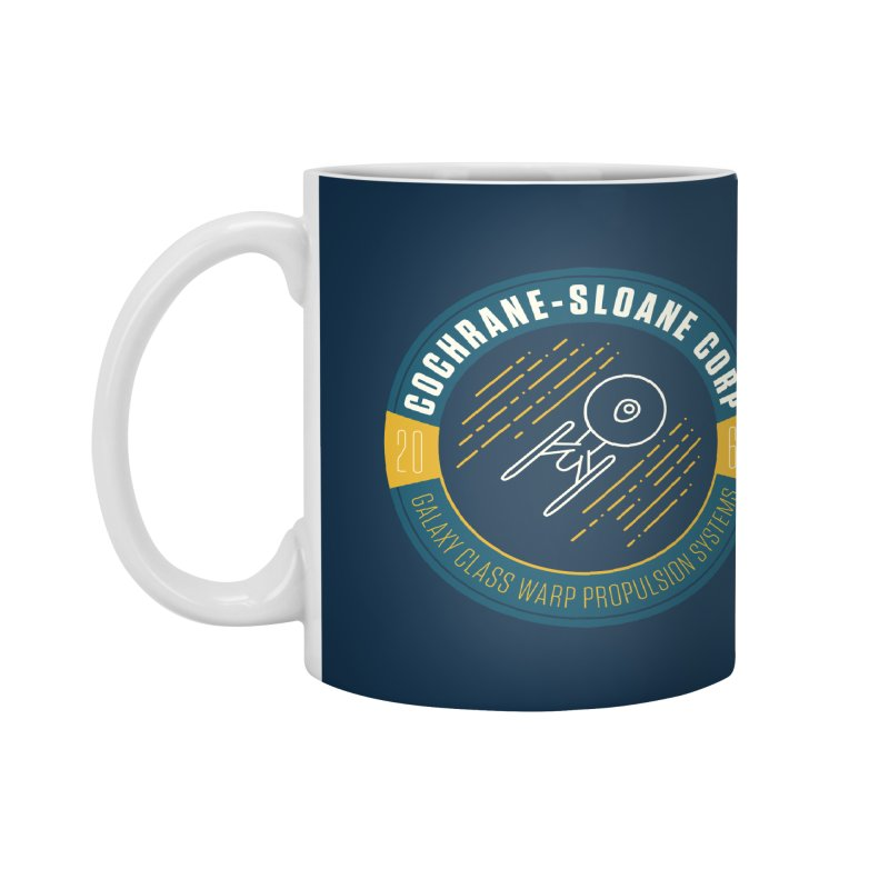 Warping Your Expectations since 2063 Accessories Mug by Softwear