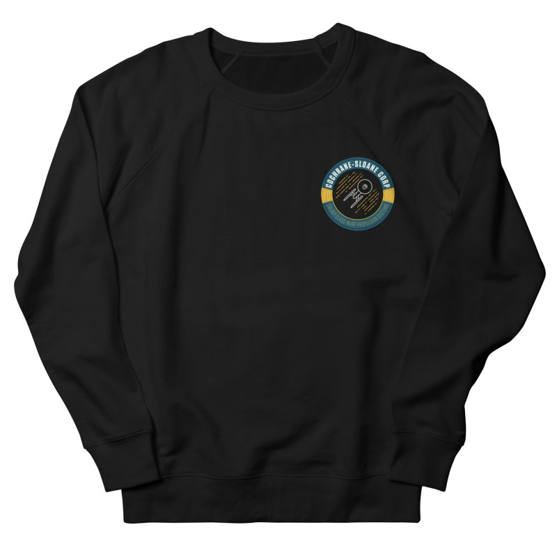 Warping Your Expectations since 2063 Women's French Terry Sweatshirt by Softwear