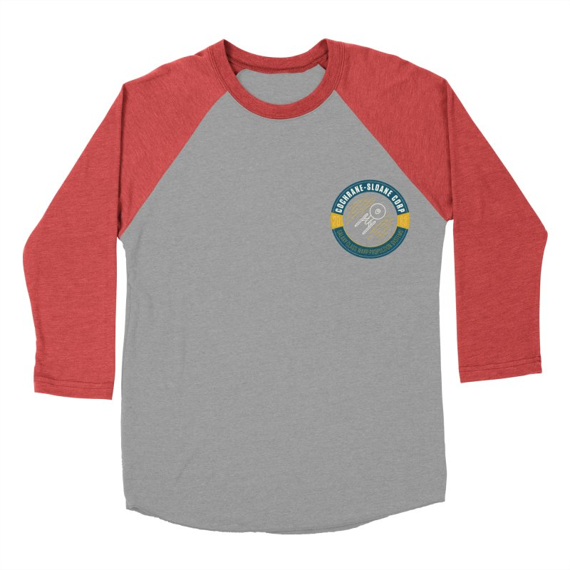 Warping Your Expectations since 2063 Women's Baseball Triblend T-Shirt by Softwear
