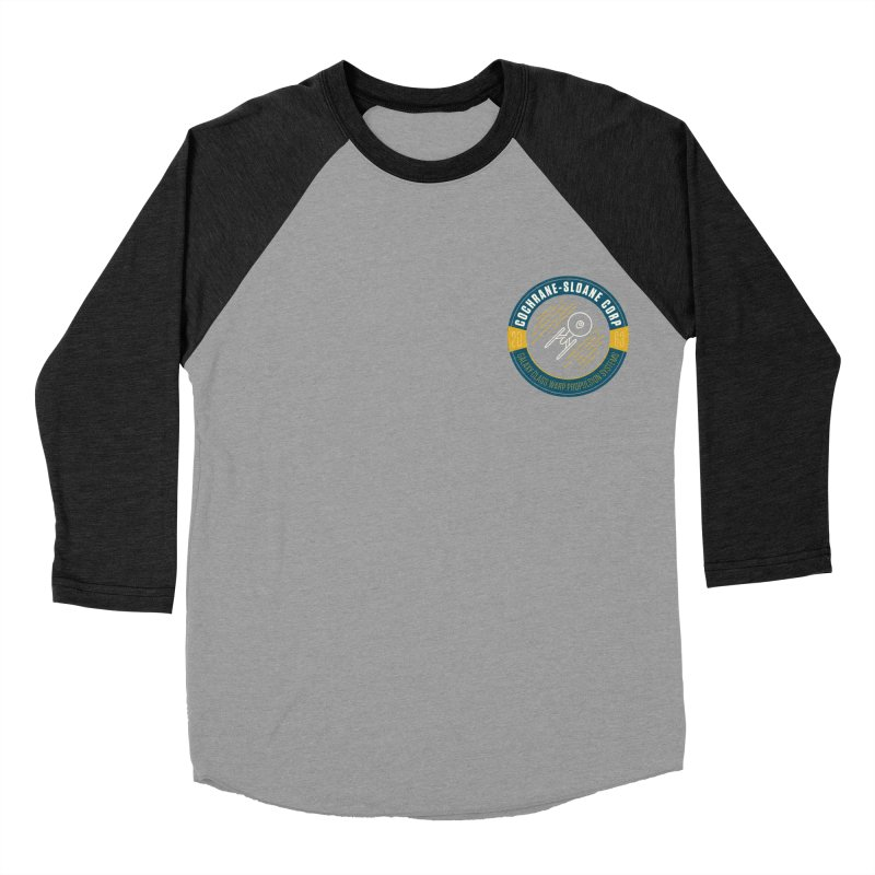 Warping Your Expectations since 2063 Women's Baseball Triblend Longsleeve T-Shirt by Softwear