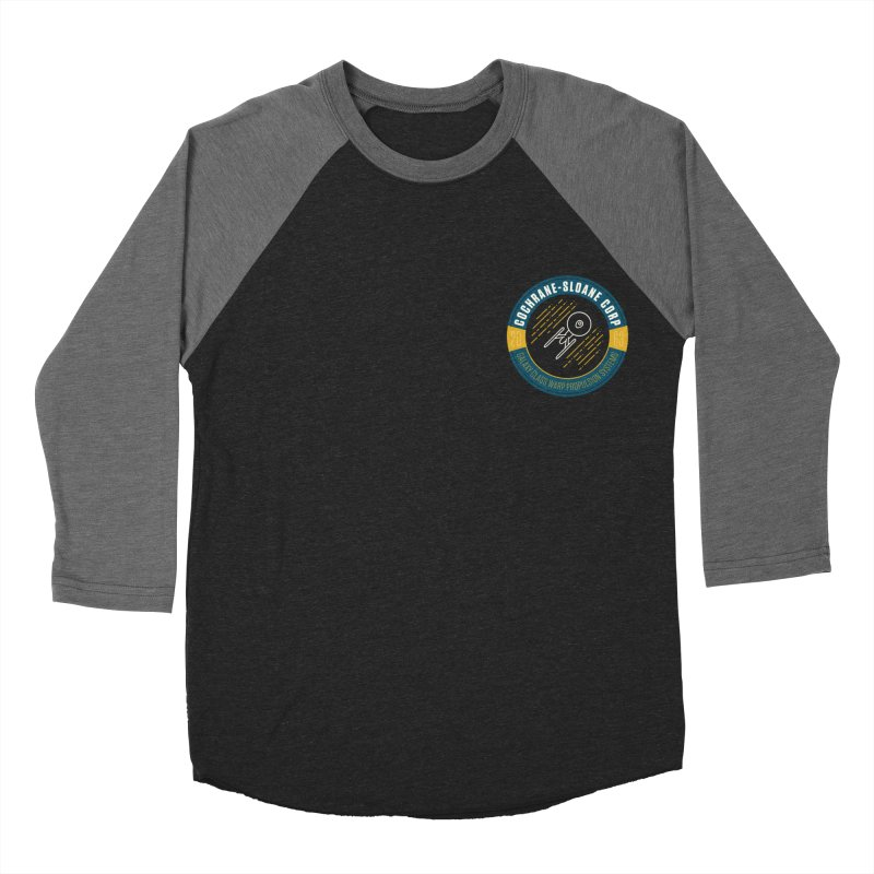 Warping Your Expectations since 2063 Men's Baseball Triblend Longsleeve T-Shirt by Softwear