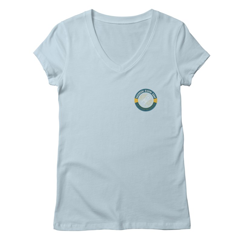 Warping Your Expectations since 2063 Women's Regular V-Neck by Softwear