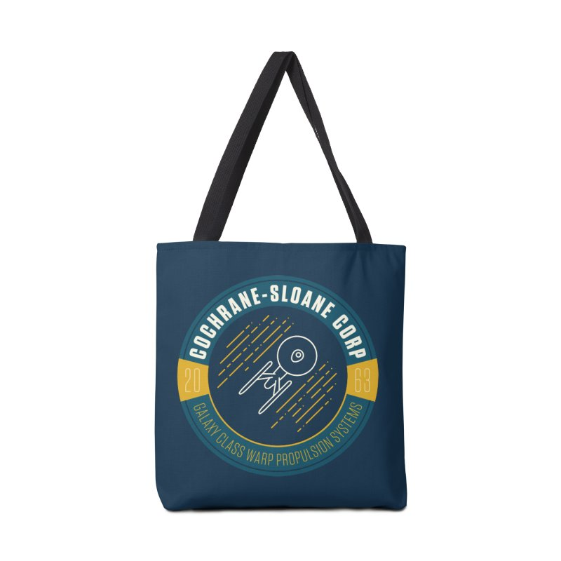 Warping Your Expectations since 2063 Accessories Tote Bag Bag by Softwear