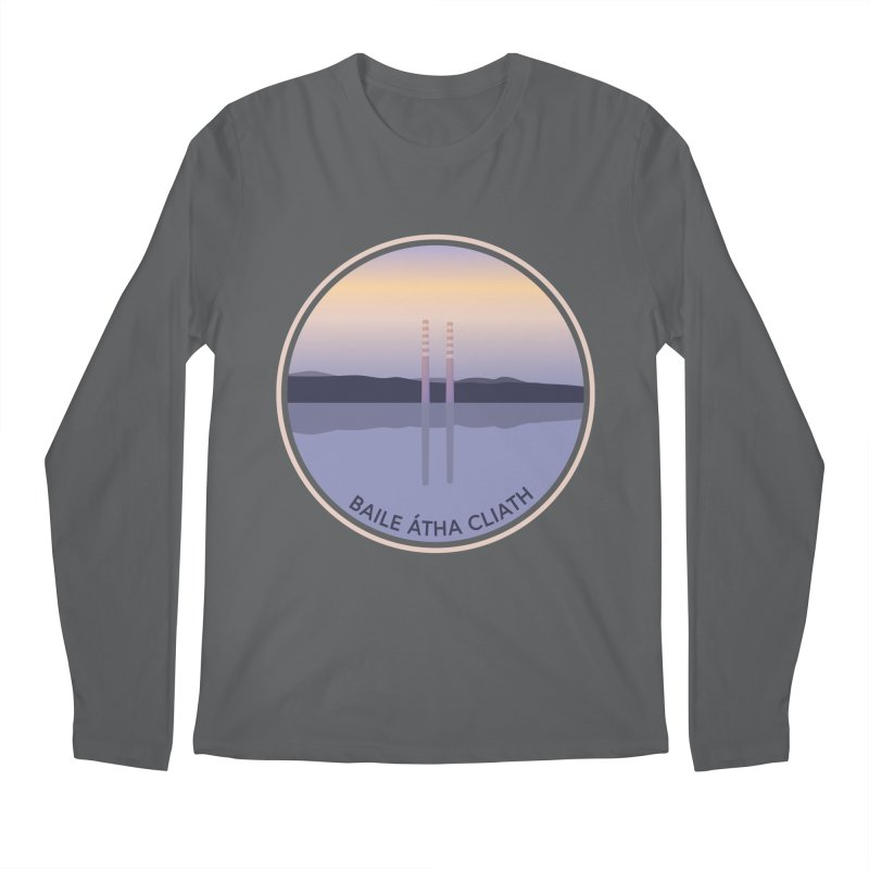 Dublin, Ireland Men's Longsleeve T-Shirt by Softwear