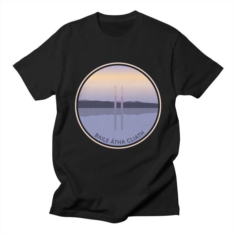 Dublin, Ireland Men's T-Shirt by Softwear