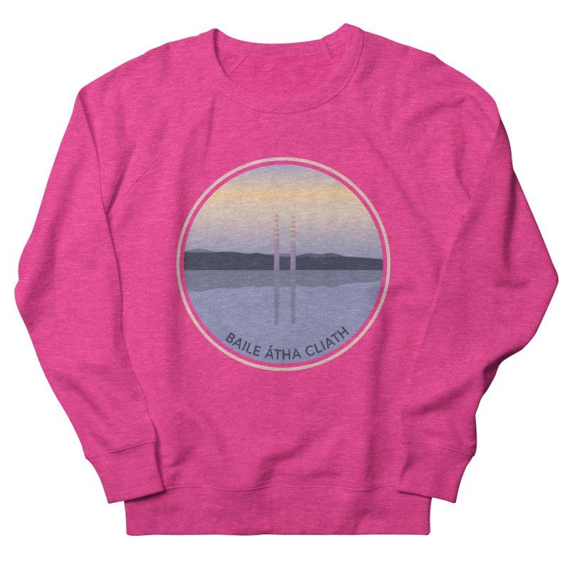 Dublin, Ireland Women's French Terry Sweatshirt by Softwear