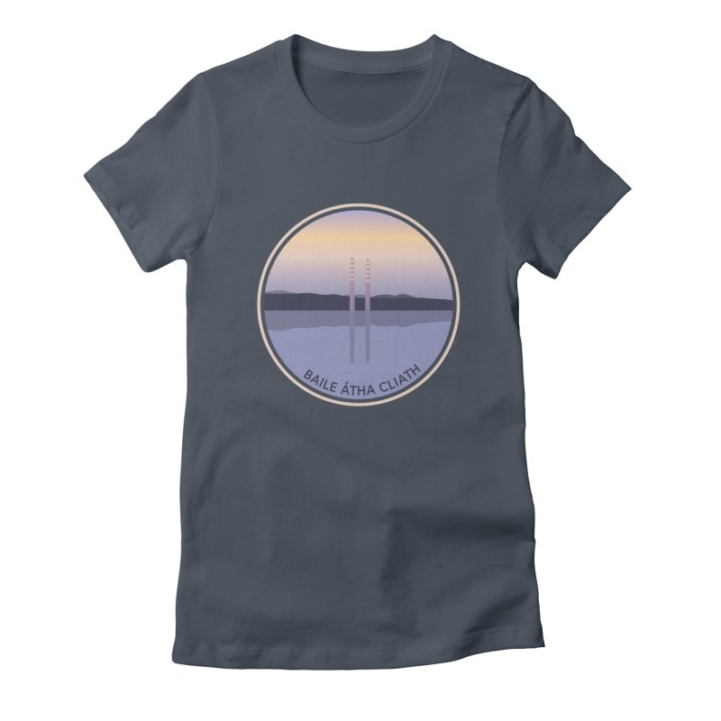 Dublin, Ireland Women's T-Shirt by Softwear