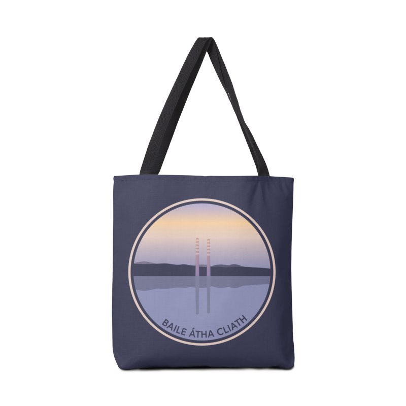 Dublin, Ireland Accessories Tote Bag Bag by Softwear