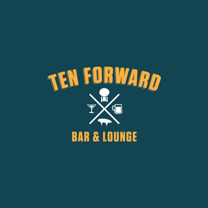 Ten Forward Bar & Lounge Women's Longsleeve T-Shirt by Softwear