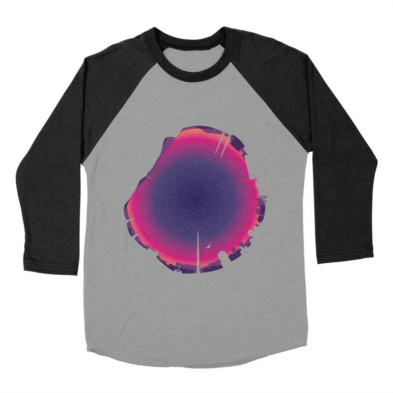 Starry Skied Dublin Women's Baseball Triblend Longsleeve T-Shirt by Softwear