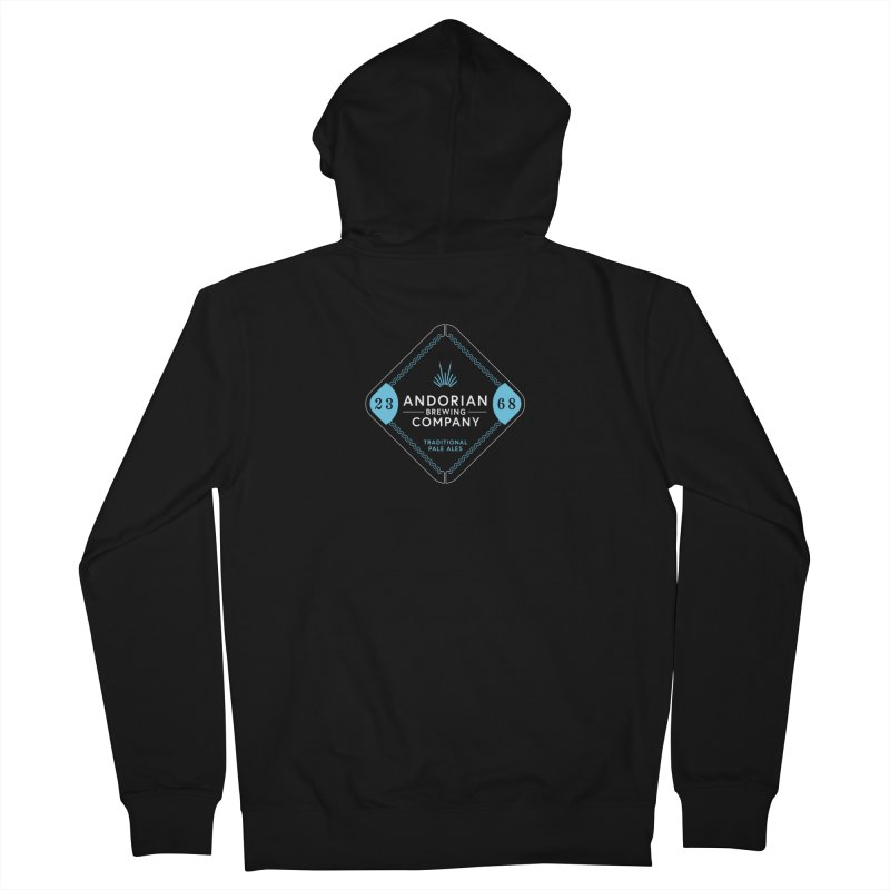 Superior Andorian Ales Men's Zip-Up Hoody by Softwear