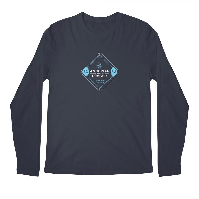 Superior Andorian Ales Men's Regular Longsleeve T-Shirt by Softwear