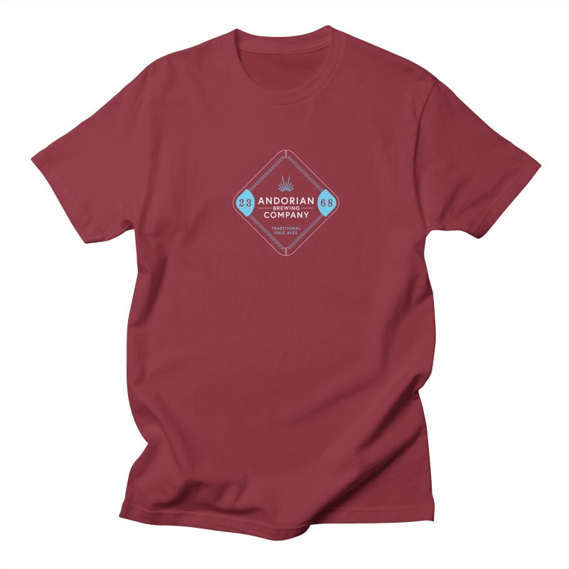Superior Andorian Ales Men's Regular T-Shirt by Softwear