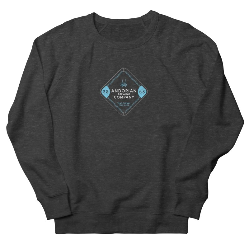 Superior Andorian Ales Men's French Terry Sweatshirt by Softwear