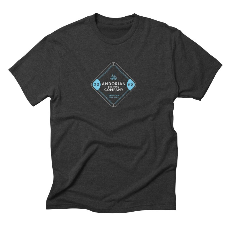 Superior Andorian Ales Men's Triblend T-Shirt by Softwear