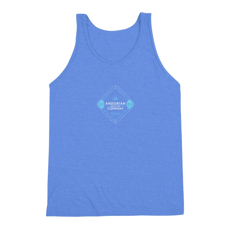 Superior Andorian Ales Men's Triblend Tank by Softwear