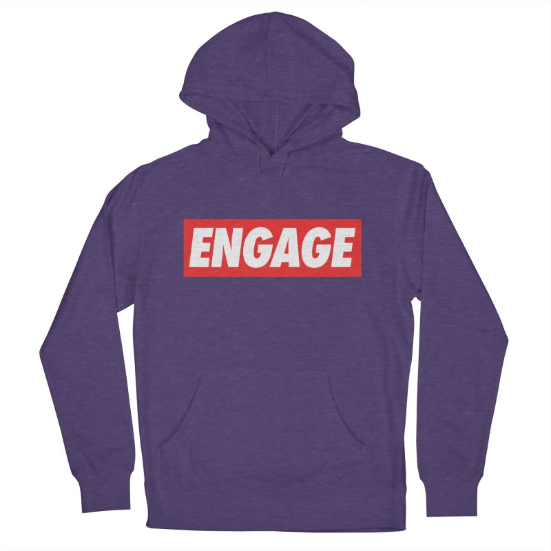 Engage. Women's Pullover Hoody by Softwear