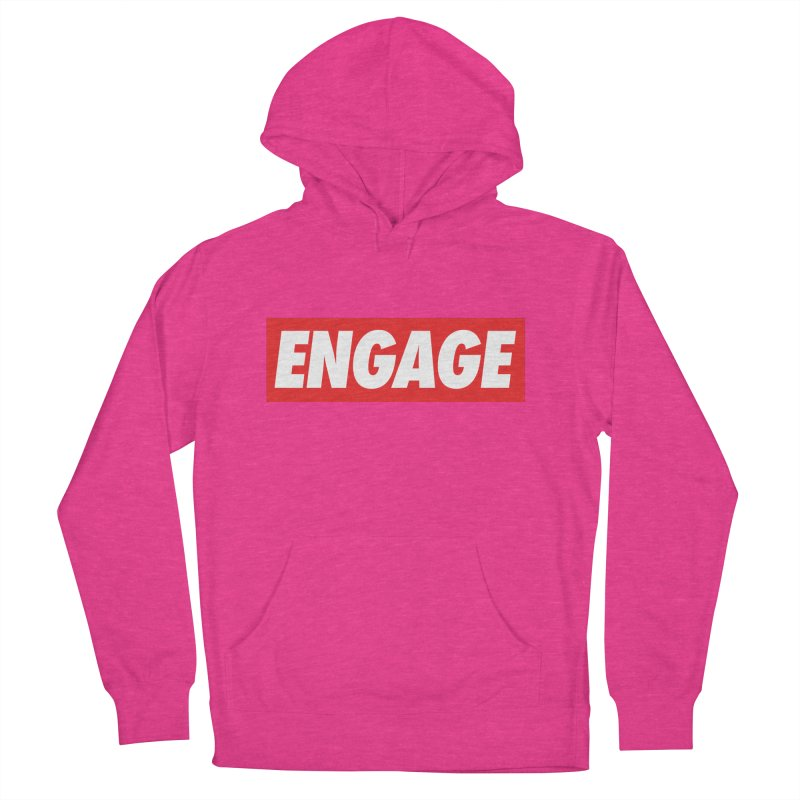 Engage. Women's French Terry Pullover Hoody by Softwear