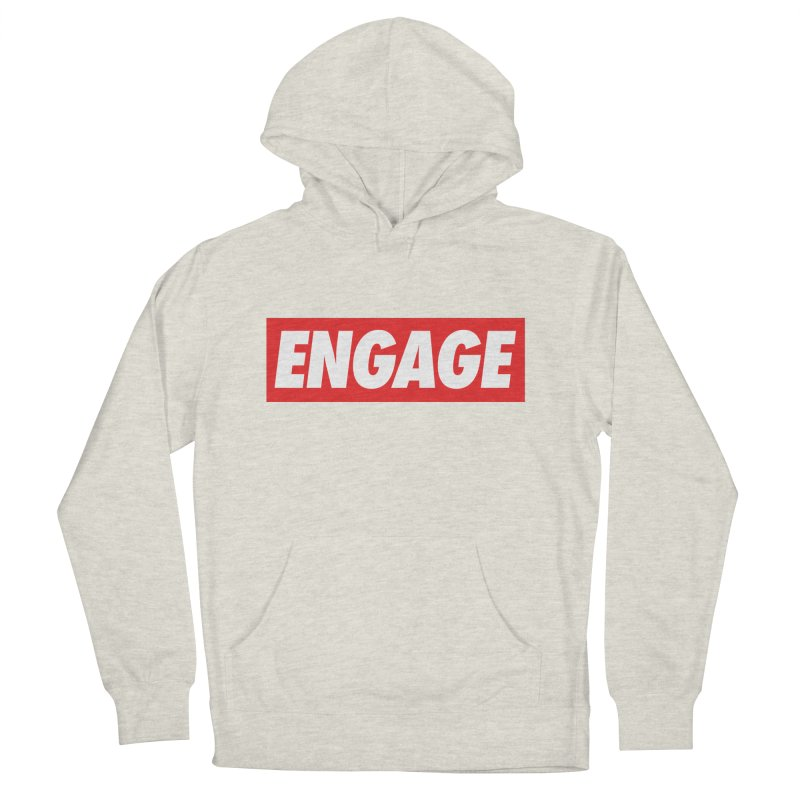 Engage. Men's French Terry Pullover Hoody by Softwear