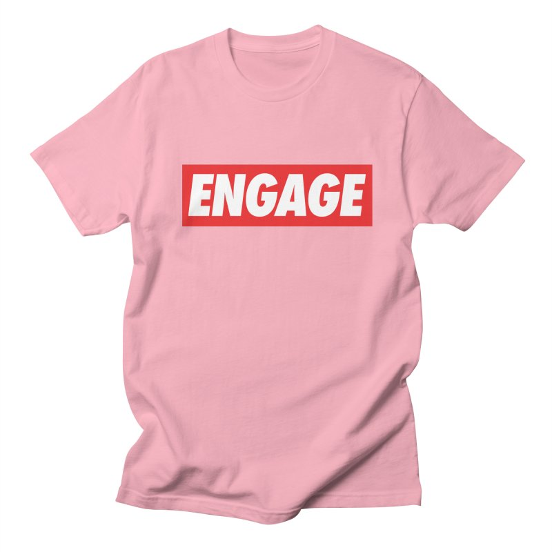 Engage. Men's T-Shirt by Softwear