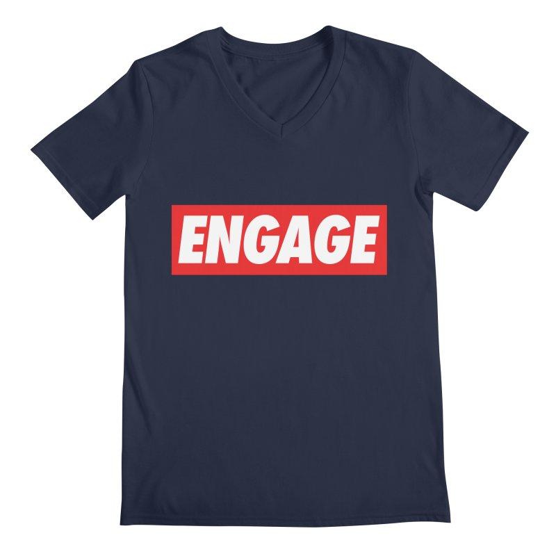 Engage. Men's V-Neck by Softwear