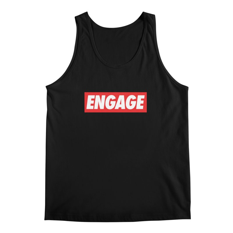 Engage. Men's Regular Tank by Softwear