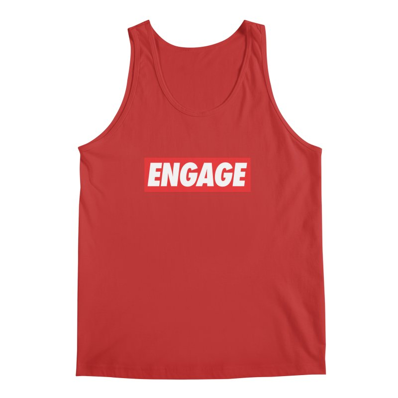 Engage. Men's Tank by Softwear