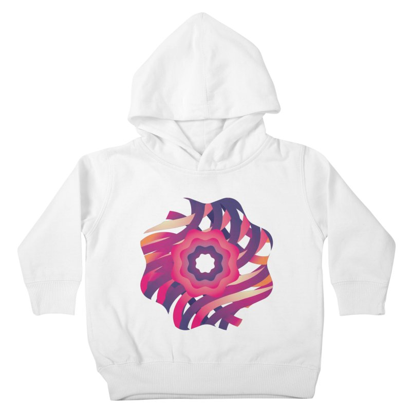 Infinite Flowers Kids Toddler Pullover Hoody by Softwear