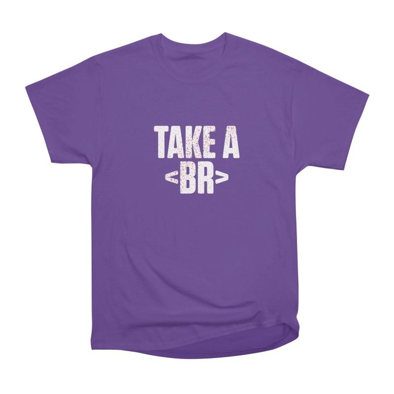 Take A Break (Light) Women's Classic Unisex T-Shirt by Softwear