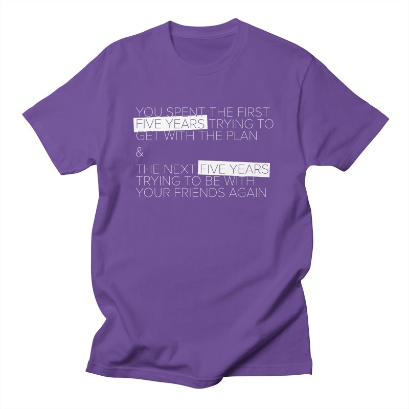 All Your Friends Men's T-Shirt by Softwear