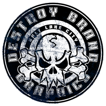 destroybrandgraphics's Artist Shop Logo