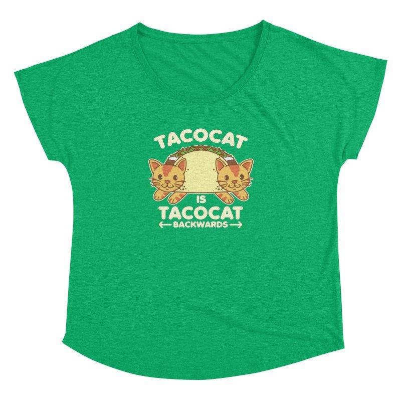 Tacocat Women's Dolman by detourshirts's Artist Shop