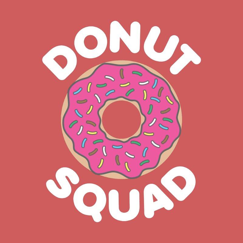 Donut Squad Cute Kawaii Food Women's T-Shirt by Detour Shirt's Artist Shop