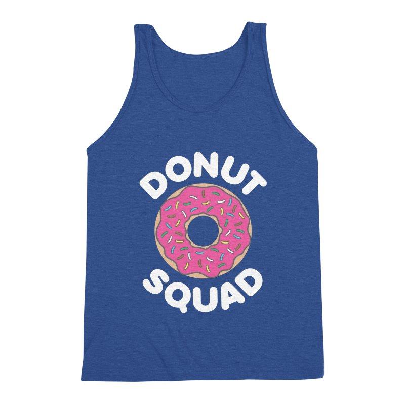 Donut Squad Cute Kawaii Food Men's Tank by Detour Shirt's Artist Shop