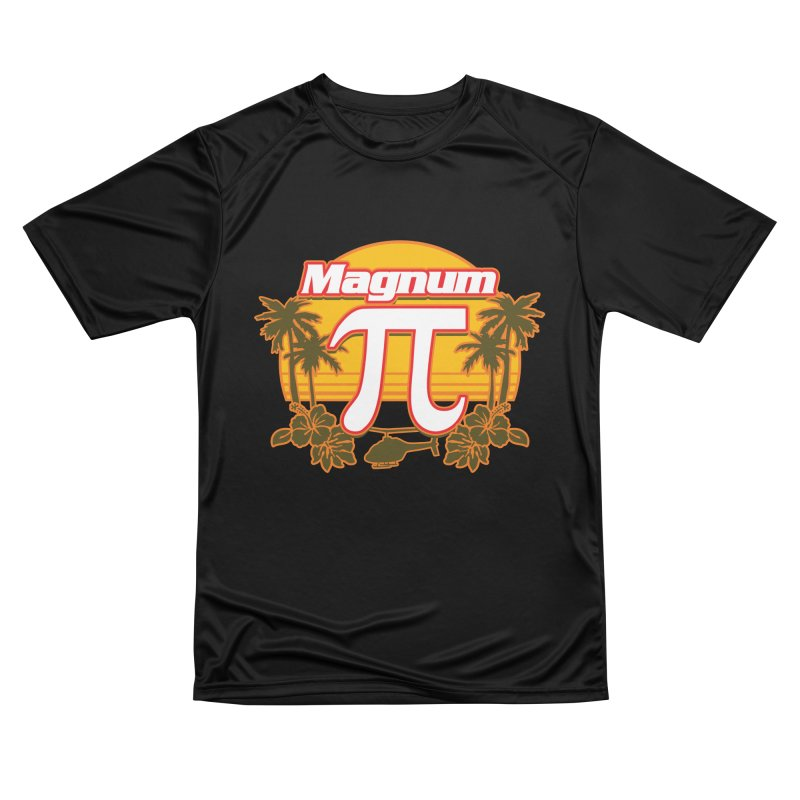 Magnum Pi Hawaiian Pi Day Design Women's T-Shirt by Detour Shirt's Artist Shop
