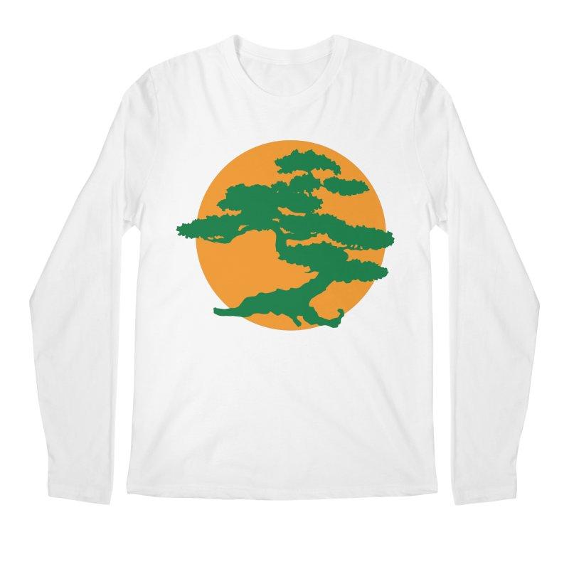 Bonsai Tree Men's Longsleeve T-Shirt by detourshirts's Artist Shop