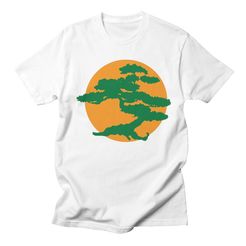 Bonsai Tree Men's T-Shirt by detourshirts's Artist Shop