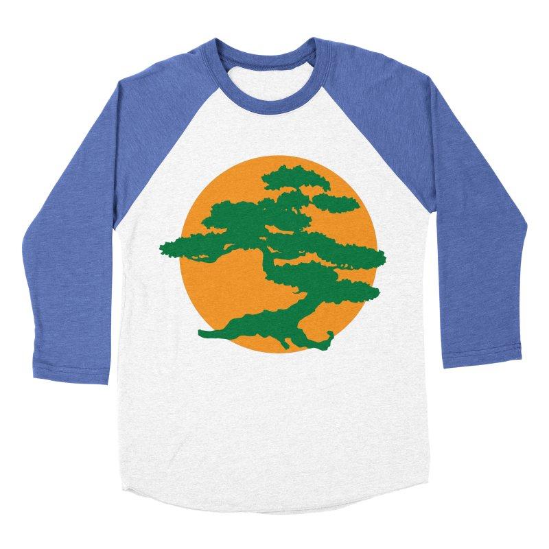 Bonsai Tree Women's Baseball Triblend T-Shirt by detourshirts's Artist Shop