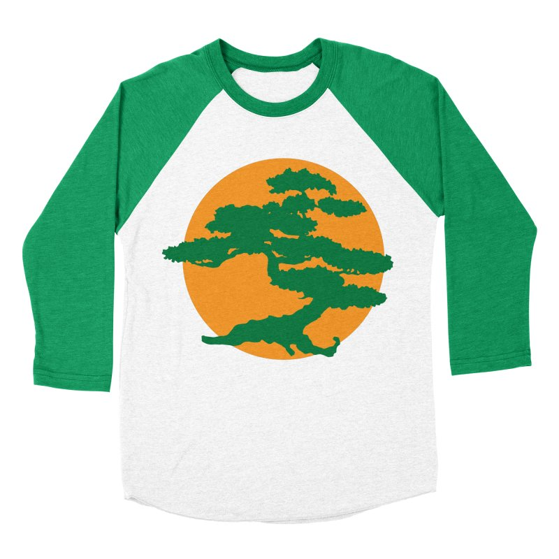 Bonsai Tree Men's Baseball Triblend T-Shirt by detourshirts's Artist Shop