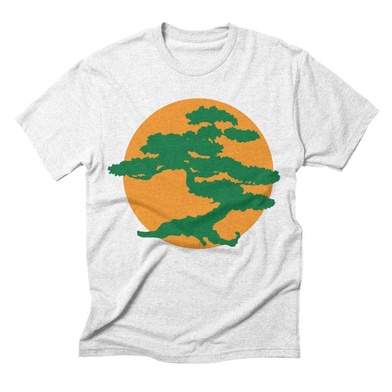 Bonsai Tree Men's Triblend T-shirt by detourshirts's Artist Shop