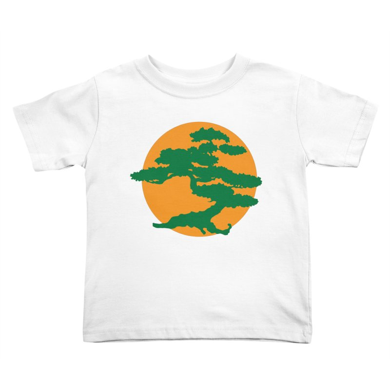 Bonsai Tree Kids Toddler T-Shirt by detourshirts's Artist Shop