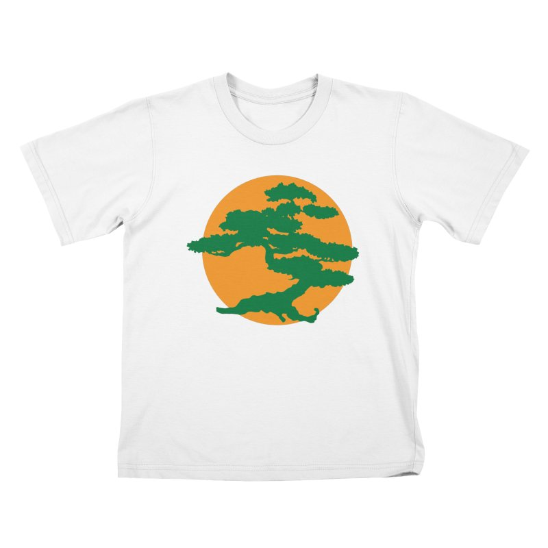 Bonsai Tree Kids T-Shirt by detourshirts's Artist Shop