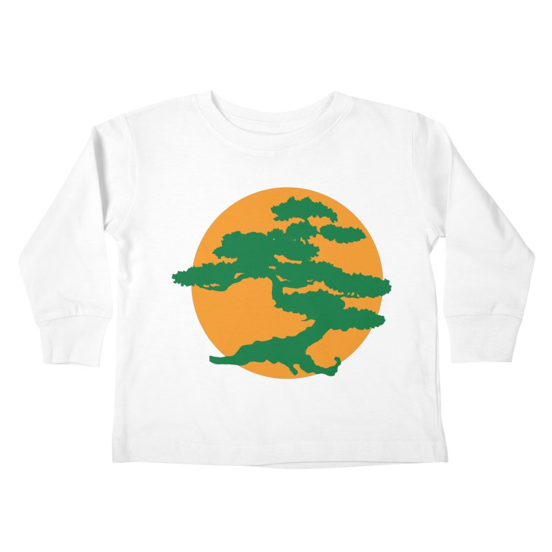 Bonsai Tree Kids Toddler Longsleeve T-Shirt by detourshirts's Artist Shop