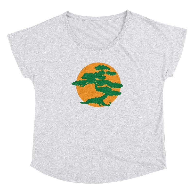 Bonsai Tree Women's Dolman by detourshirts's Artist Shop