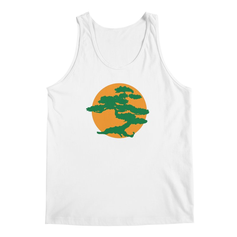 Bonsai Tree Men's Tank by detourshirts's Artist Shop